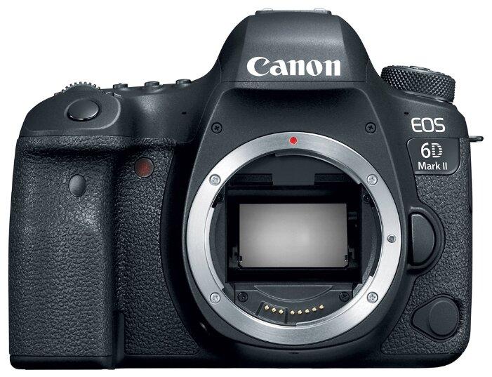 Canon Зеркальный фотоаппарат Canon EOS 6D Mark II Body