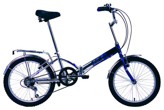 Подростковый городской велосипед K1 Joy Comp (2008)