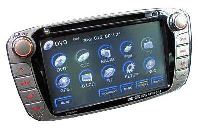 Автомагнитола FlyAudio 75022A01 FORD MONDEO, FOCUS