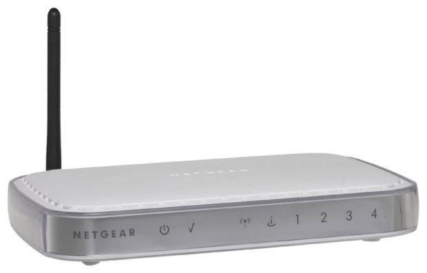Wi-Fi роутер NETGEAR DG834GT