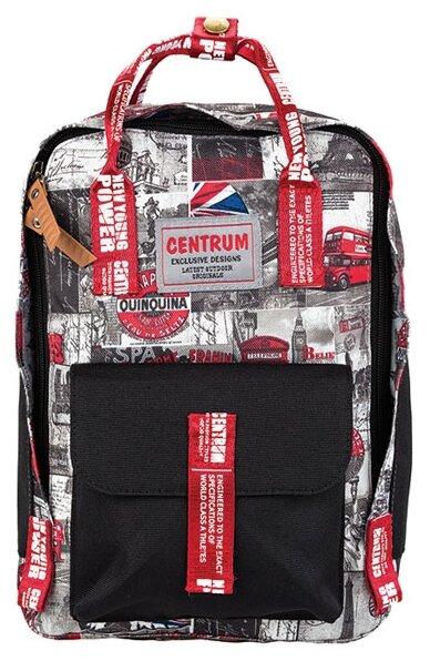 CENTRUM Рюкзак-сумка 1 отд, 30х21х11 см (88513)