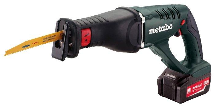 Metabo ASE 18 LTX 4.0Ah x2 Case