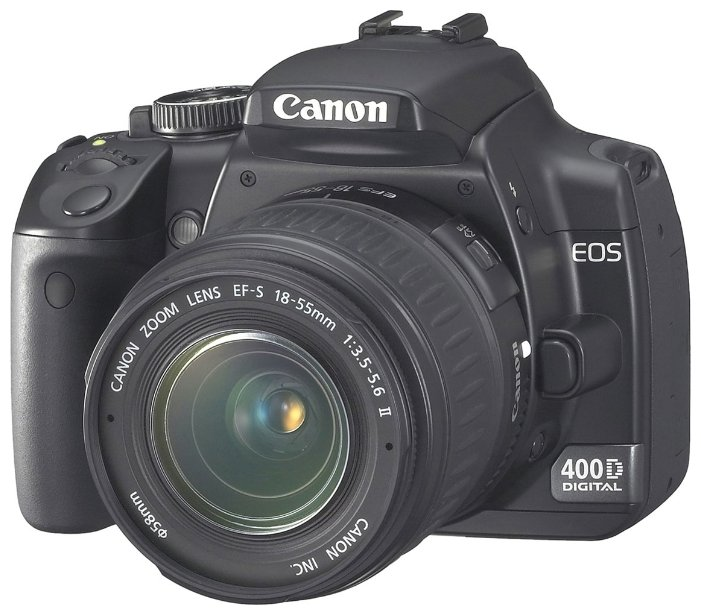 Screen Protector for Canon 400D Digital Camera