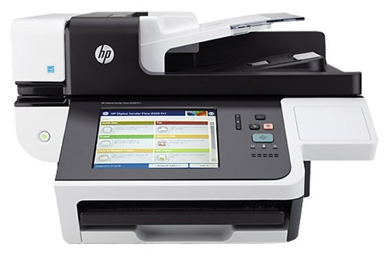 HP Digital Sender Flow 8500 fn1