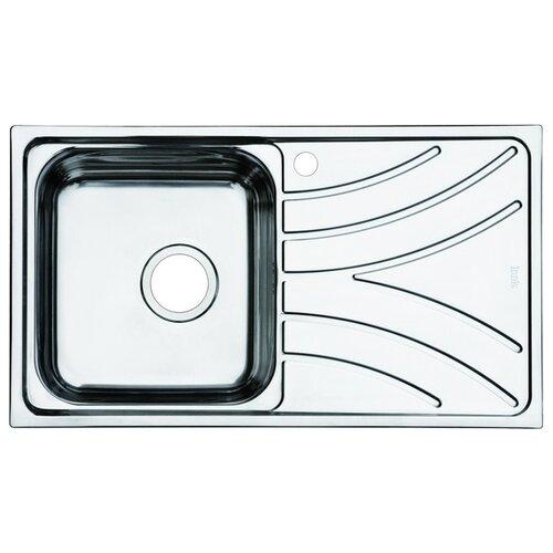 Врезная кухонная мойка 78 см IDDIS Arro ARR78PLi77 ARR78PLi77 нержавеющая сталь/полированная