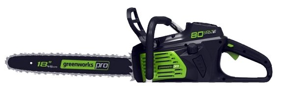 Greenworks GD80CS50 0