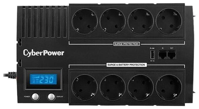 Интерактивный ИБП CyberPower BR700ELCD