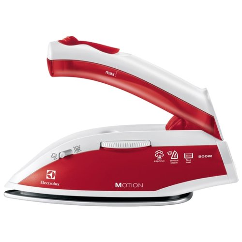 Утюг Electrolux EDBT 800 красный/белый