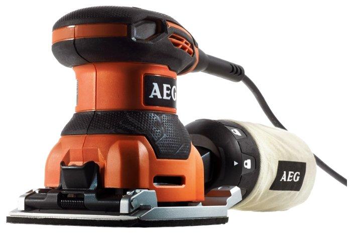 Плоскошлифовальная машина AEG FDS 140