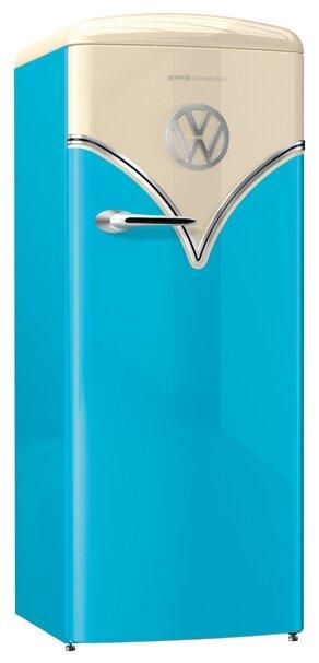 Холодильник Gorenje OBRB 153 BL — купить по выгодной цене на Яндекс.Маркете