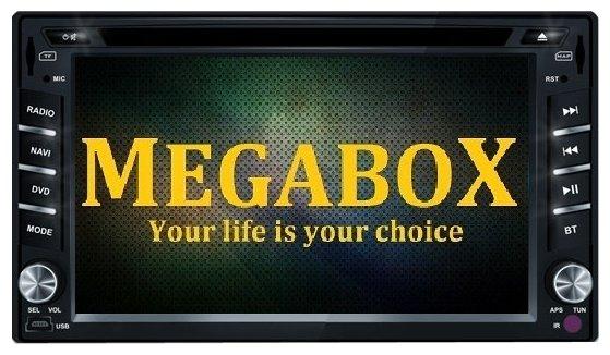 Автомагнитола Megabox Nissan CE6802