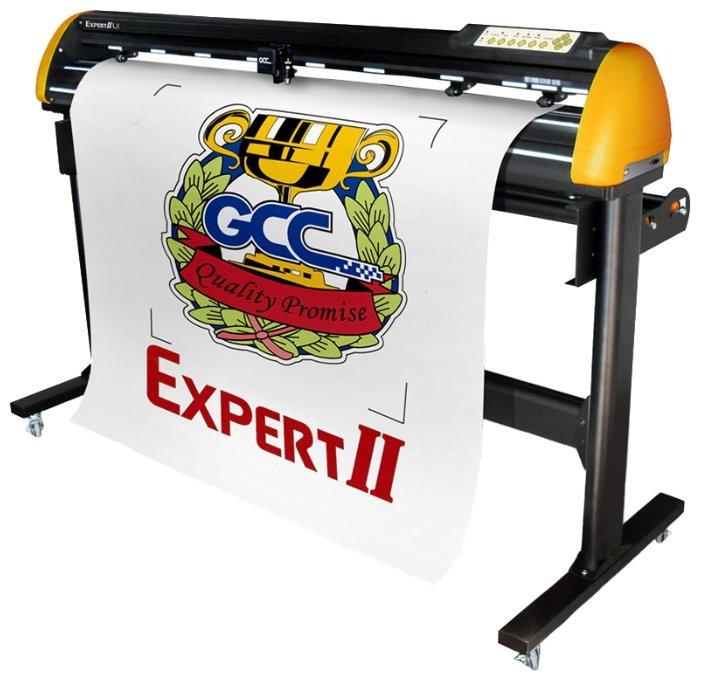 Режущий плоттер GCC Expert II-52LX