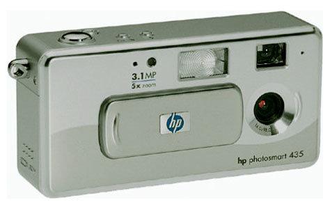 Фотоаппарат HP PhotoSmart 435