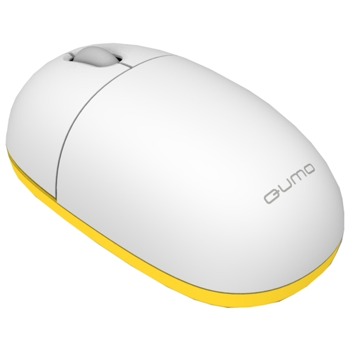 Мышь Qumo iO3WW White USB