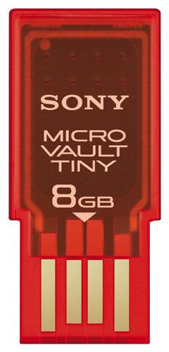 Флешка Sony USM*H