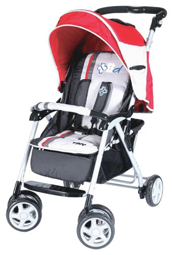 Прогулочная коляска Baby Design Tiny (2008)