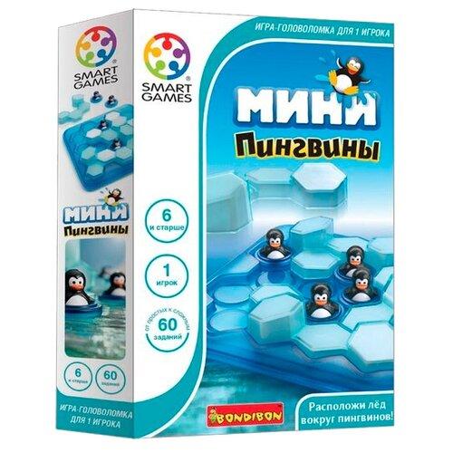 Купить Головоломка BONDIBON Smart Games Мини-пингвины (ВВ1884), Головоломки
