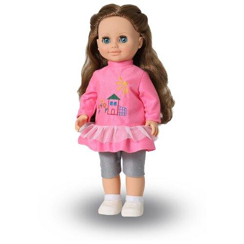 Интерактивная кукла Весна Анна 19, 42 см, В3026/о кукла весна анна 20 42 см со звуком в3034 о 171979