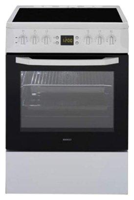 Электрическая плита Beko CSE57300GS (CSE57300GS)