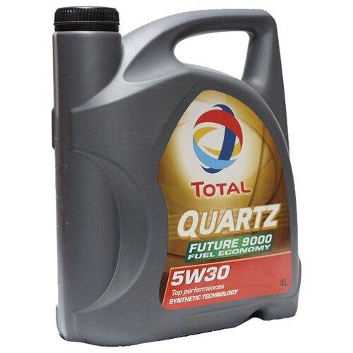Фото - Моторное масло TOTAL Quartz 9000 Future 5W30 4 л моторное масло total quartz 9000 future gf 5 0w 20 1 л