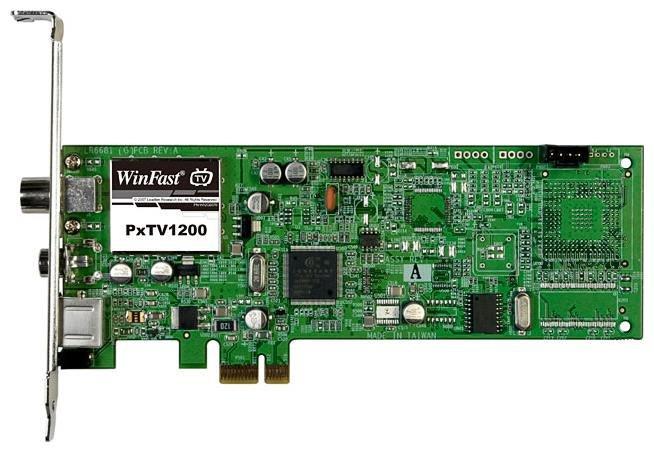 TV-тюнер Leadtek WinFast PxTV1200