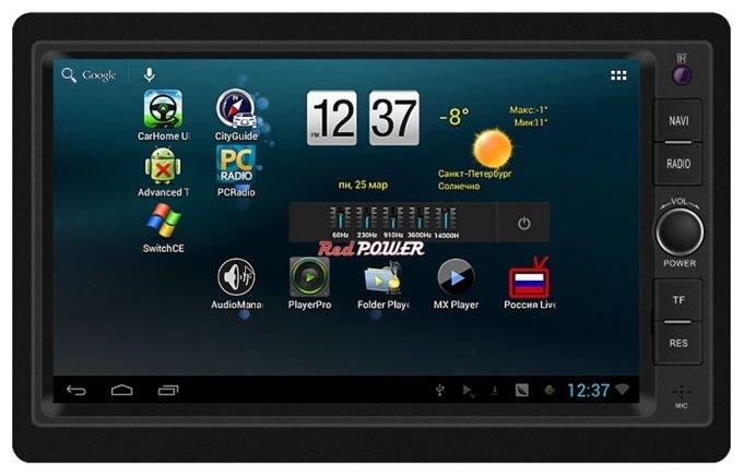 RedPower CarPad DUOS 15001-HD Nissan Navara