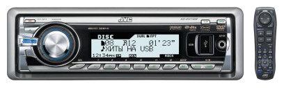 Автомагнитола JVC KD-DV7408EE