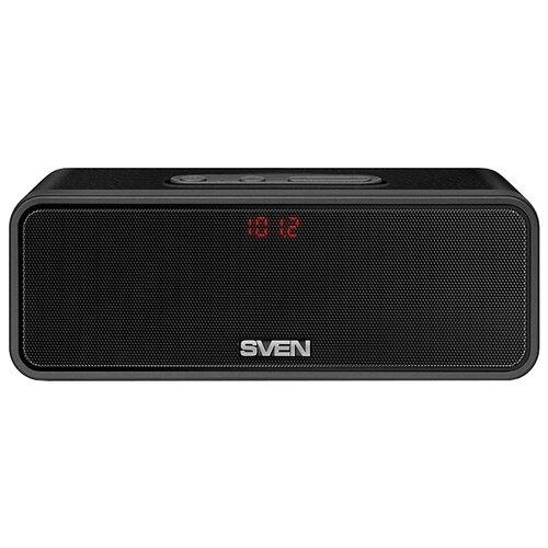 Портативная акустика SVEN PS-170BL, черный портативная акустика sven ps 230 черный