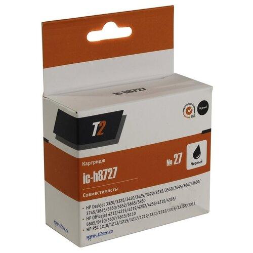 Фото - Картридж T2 IC-H8727, совместимый картридж t2 ic h8727 совместимый