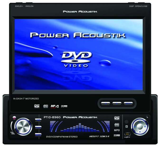 Power Acoustik PTID-8960