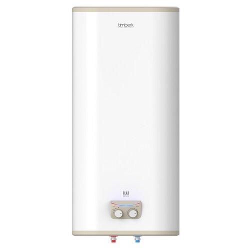 цена Накопительный электрический водонагреватель Timberk SWH FSL1 80V онлайн в 2017 году