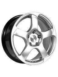 Колесные диски Kyowa Racing KR1030 7x16/5x114.3 D66.1 ET40 SF - фото 1