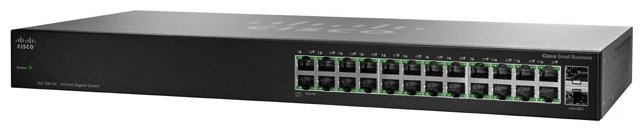 Коммутатор Cisco SR2024T