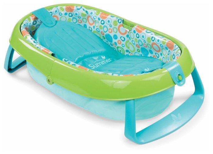 Анатомическая ванночка Summer Infant EasyStore