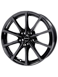 Диск колесный Borbet BL5 8x18/5x108 D72.5 ET40 Black polished - фото 1