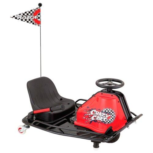 Razor Карт Crazy Cart красный/черный