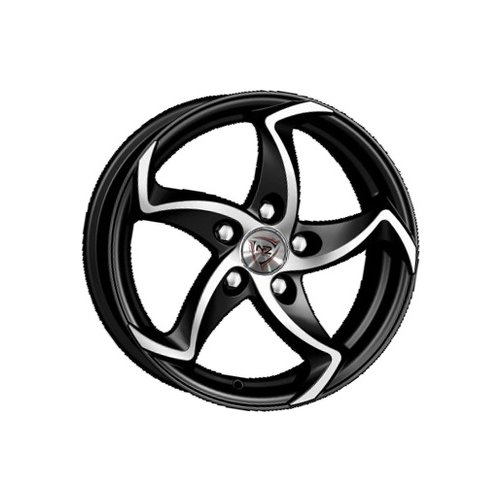 Колесный диск NZ Wheels F-17 6x15/4x100 D54.1 ET46 BKF