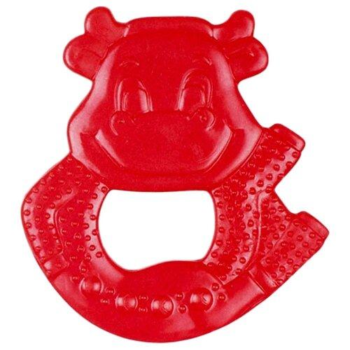 Прорезыватель Canpol Babies Water teether Happiness 2/224 красная коровкаПогремушки и прорезыватели<br>
