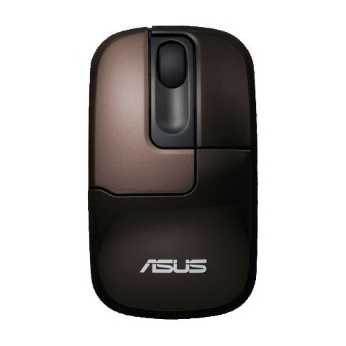 Мышь ASUS WT400 Brown USB
