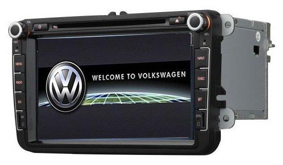 "Автомагнитола CarSys Windows CE VW 8"""