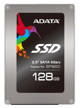 A-DATA SATA III 128Gb ASP920SS3-128GM-C Premier Pro SP920 2.5""