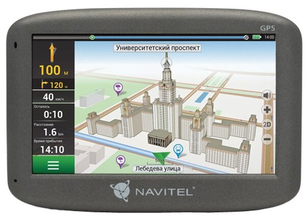 NAVITEL Навигатор NAVITEL N400