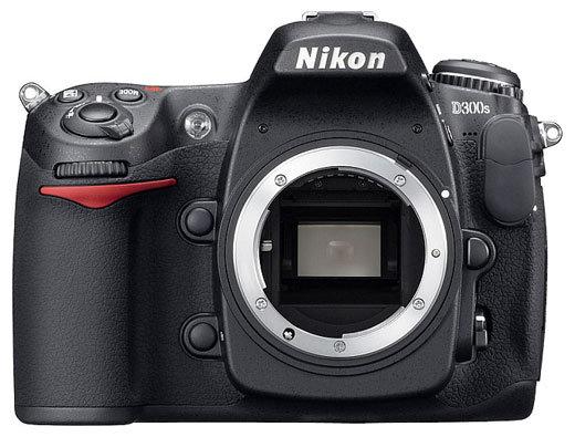 Сравнение с Фотоаппарат Nikon D300s Body