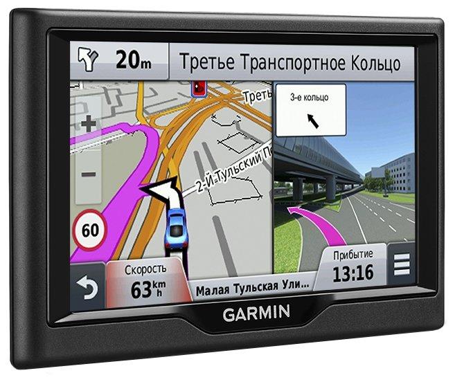 Garmin Навигатор Garmin Nuvi 67 LMT