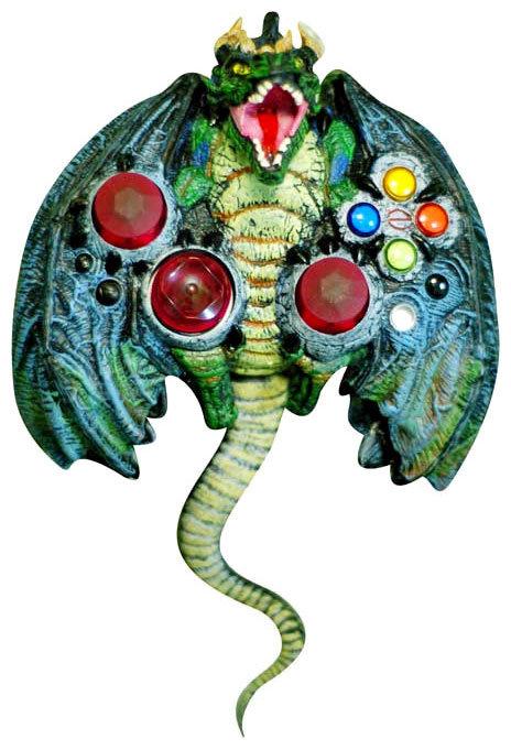 DVTech Геймпад DVTech Horror Dragon (JS66)