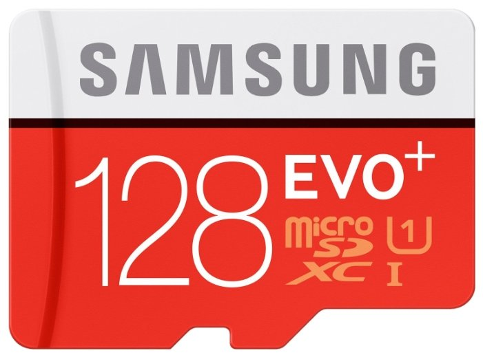 Samsung microSDXC EVO Plus 80MB/s + SD adapter