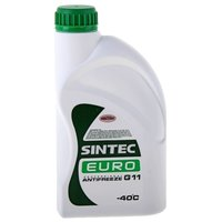 Антифриз Sintec Euro (-40С°), 1л