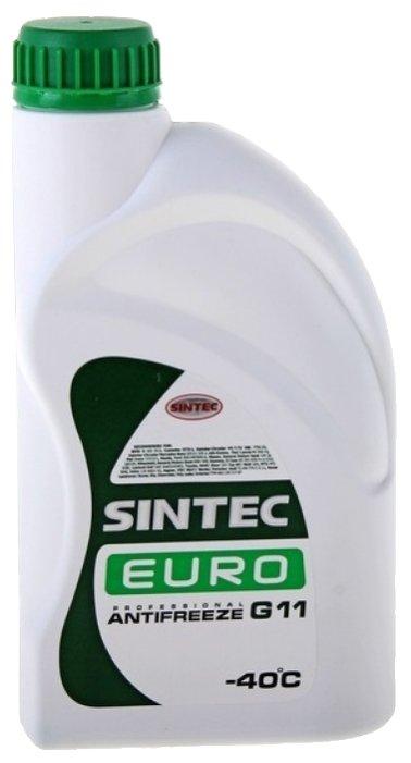 Антифриз SINTEC EURO G11,