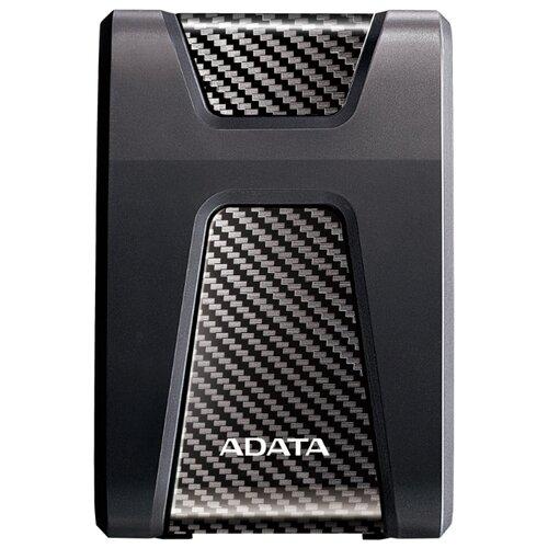 Фото - Внешний HDD ADATA DashDrive Durable HD650 USB 3.1 4 ТБ черный adata hd650 dashdrive durable 1tb 2 5 синий