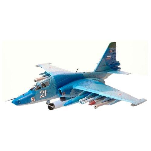 Сборная модель ZVEZDA Российский истребитель танков Су-39 (7217) 1:72